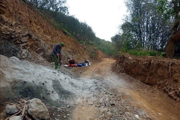 Minh Khương: Phát huy sức dân trong xây dựng nông thôn mới