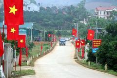 """Xây dựng nông thôn mới ở Tuyên Quang: Nói không với tiêu chí """"non"""""""
