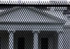 Mỹ dựng rào quanh Nhà Trắng phòng bạo loạn ngày bầu cử