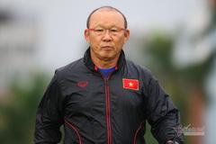 Thầy Park than khó vì quân U22 Việt Nam ít được ra sân
