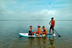 Green tourist destinations in Tay Ninh
