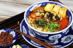 Hanoian homespun dish