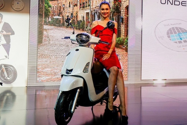 Những mẫu xe máy thông minh giá dưới 100 triệu hợp người Việt
