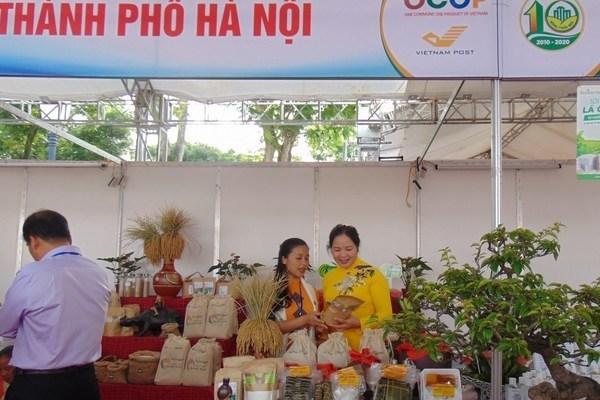 Nông thôn mới ở Hà Nội: Tăng tốc phát triển các sản phẩm OCOP