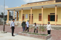 Tân Lộc: Dồn lực xây dựng xã nông thôn mới kiểu mẫu