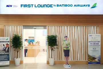 Bamboo Airways khai trương phòng chờ thương gia ở Côn Đảo