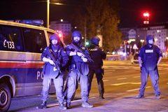 Áo rung chuyển vì khủng bố, châu Âu đồng loạt phản ứng