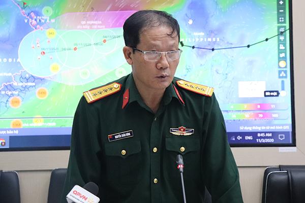 Bão số 10: Miền Trung mưa từ chiều mai, hơn 250.000 quân ứng trực