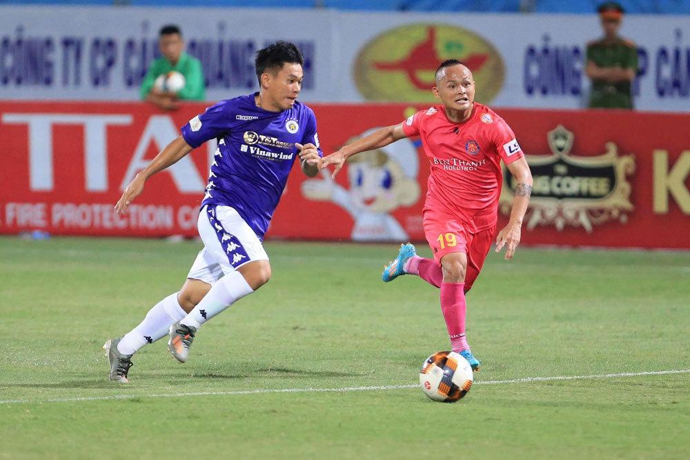 Xem trực tiếp Hà Nội vs Sài Gòn ở kênh nào?