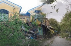 Hoi An tackling aftermath of Storm Molave