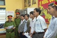 Nguyên chủ tịch phường và 4 nhân viên bị bắt vì sai phạm đất đai