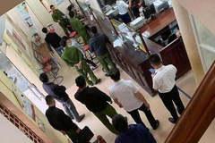 Kẻ cướp ngân hàng ở Hoà Bình bị bắt khi đang lẩn trốn tại Hà Nội