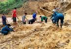 Tìm thấy thi thể Phó Bí thư Đoàn xã cách nơi sạt lở 20km
