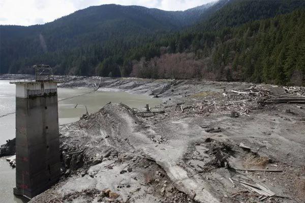 Âu, Mỹ rộ xu hướng phá bỏ đập thủy điện cứu môi trường