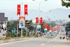 Chương trình NTM ở Lâm Sơn được người dân đồng lòng hưởng ứng tích cực