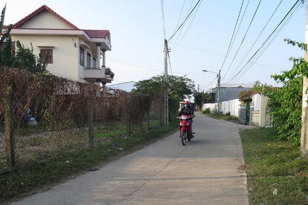 Ấn tượng khu dân cư văn hóa ở nông thôn mới Liên Trì 1
