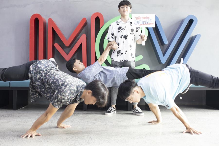 Giới trẻ tranh tài tại Đấu trường đường phố