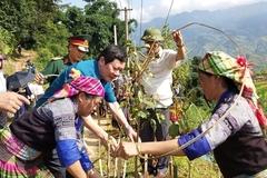 Hội nông dân Yên Bái tích cực tiếp sức phong trào xây dựng NTM