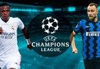 Trực tiếp Real Madrid vs Inter: Hazard đá chính