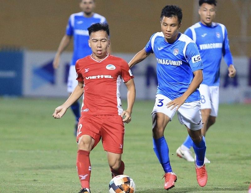 Trực tiếp Viettel vs Quảng Ninh: Sảy chân là căng