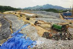 Hanoi's landfills overloaded