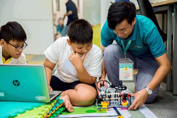 Bộ Khoa học và Công nghệ tổ chức ngày hội STEM Việt Nam