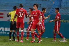 Đánh bại Than Quảng Ninh, Viettel củng cố ngôi đầu bảng
