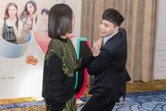 Trịnh Thăng Bình, Diệu Nhi làm host show ẩm thực
