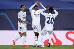 Rượt đuổi kịch tính, Real Madrid đánh bại Inter