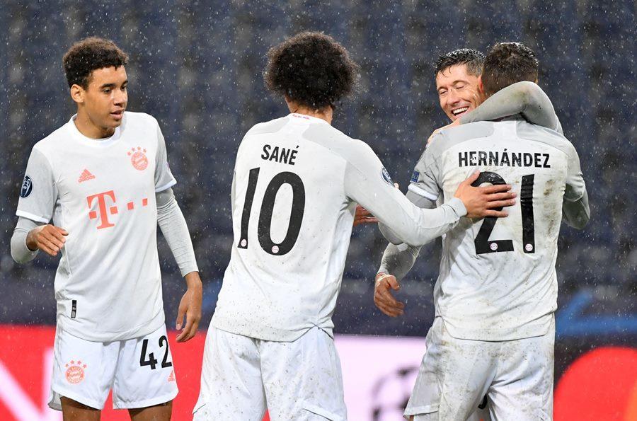 Bị chọc giận, Bayern Munich nghiền nát đối thủ