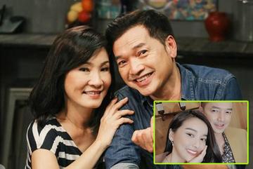 Quang Minh bị hiểu lầm cặp kè Cao Thái Hà sau khi ly hôn Hồng Đào