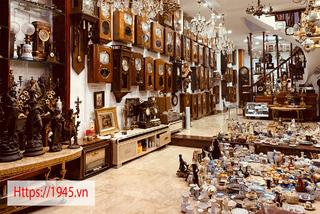 Cửa hàng 1945.vn - điểm hẹn của người say mê đồng hồ cổ