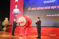 Trường ĐH Công nghiệp Hà Nội khai giảng năm học 2020-2021