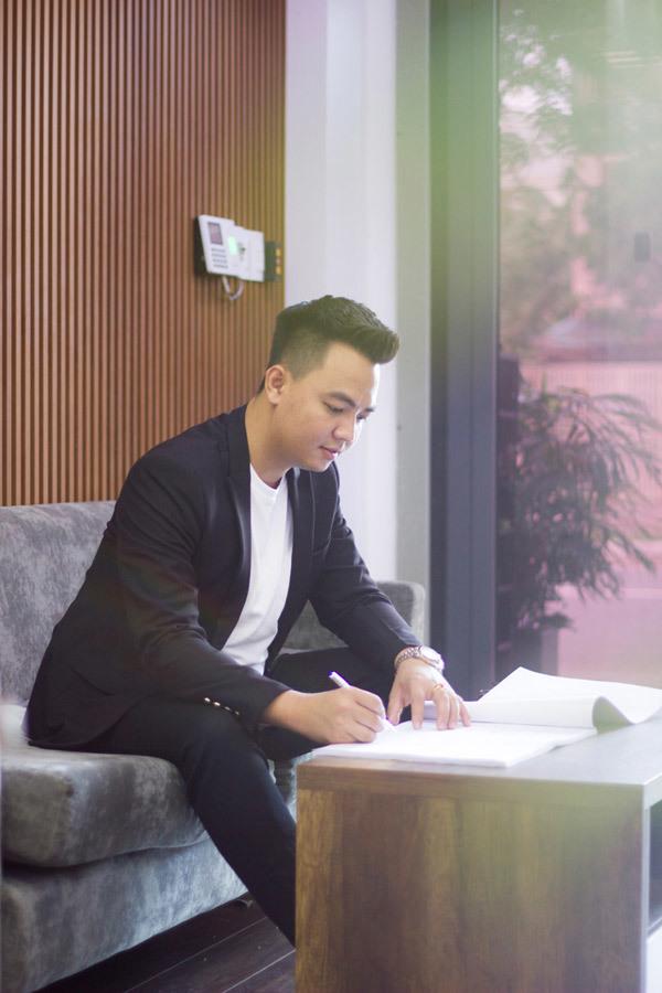 Doanh nhân Lưu Hồng Lâm từ đam mê kiến trúc đến doanh thu 'trăm tỷ'