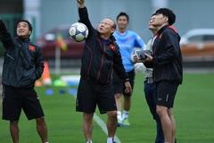 Vietnam U22 squad get training camp underway in Hanoi