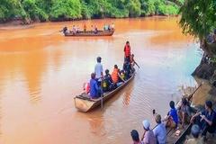 Chìm thuyền khi thả cá phóng sinh, hai người ở Bình Phước tử vong