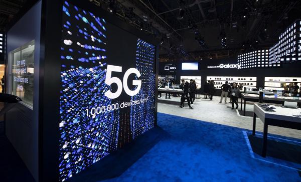 Nóng rẫy cuộc đua 5G trên thị trường smartphone
