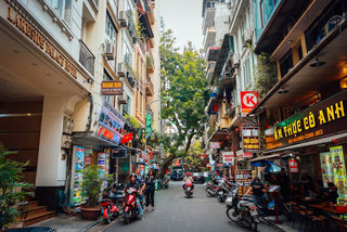 Hanoi Old Quarter master plan to address challenges in preservation