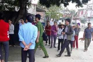Một phụ nữ ở Thanh Hóa nghi bị sát hại tại nhà riêng