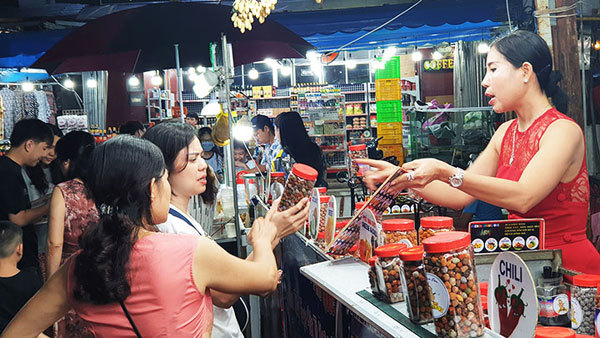Phu Quoc Island,night market