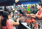 Night market in Phu Quoc Island District