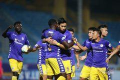 Video bàn thắng Hà Nội 4-2 Sài Gòn