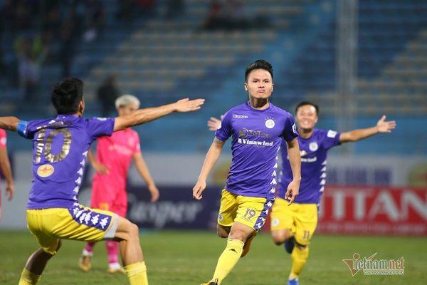Chiêm ngưỡng Bàn thắng đẹp nhất V-League của Quang Hải