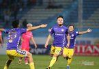 Quang Hải lập siêu phẩm, Hà Nội đua vô địch với Viettel
