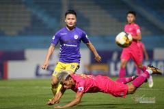 V-Legaue sắp hạ màn: Hà Nội sống mái với Viettel