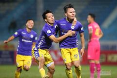 Quang Hải tin Hà Nội còn nguyên cửa vô địch V-League