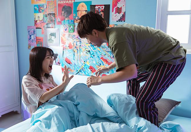 Han Sara áp lực khi lần đầu làm web drama