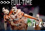 Xem video bàn thắng Ferencvaros 1-4 Juventus