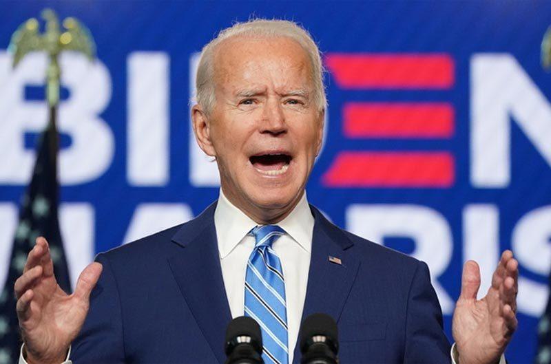 Ông Biden tuyên bố đang 'giành đủ số bang' cho chiến thắng