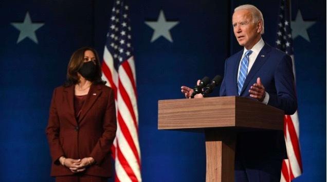 Động thái ngầm tuyên bố chiến thắng của ông Biden